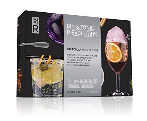 Molecularkitchen Mini Cocktail Set Gin & Tonic of Molecule-R