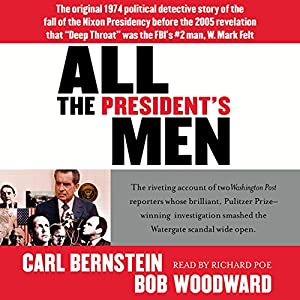 All the President's Men | [Bob Woodward, Carl Bernstein]