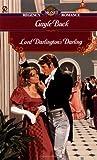 Lord Darlington's Darling (Signet Regency Romance) (0451205022) by Buck, Gayle