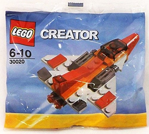 lego private jet instructions