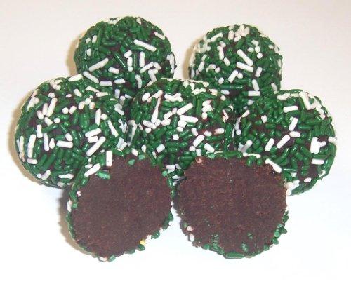 Scott's Cakes Chocolate St. Patrick's Day Balls