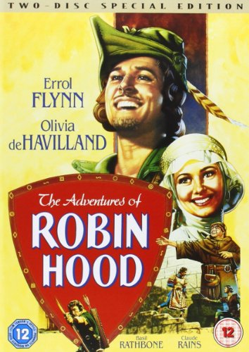 The Adventures of Robin Hood [UK Import]