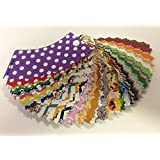 Simply Wrappers Cupcake Wrapper Color Swatch for Event Planner/wedding Planner- Formal Elegance for Classy Wedding Favors