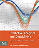img - for Predictive Analytics and Data Mining: Concepts and Practice with RapidMiner book / textbook / text book