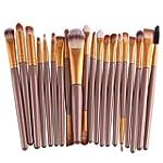 Susenstone 20 pcs/set Makeup Brush Set