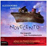Novecento. 2 CDs: Die Legende vom Ozeanpianisten (schumm sprechende bücher)