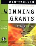 img - for Winning Grants: Step by Step, 2nd Edition 2nd (second) edition by Mim Carlson, The Alliance for Nonprofit Management published by Jossey-Bass (2002) [Paperback] book / textbook / text book