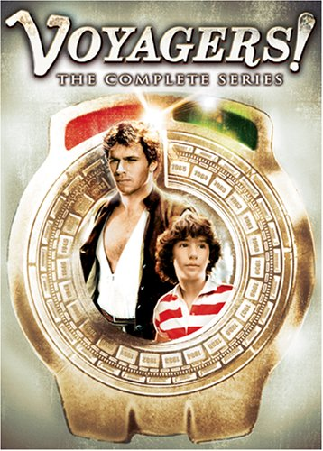 Voyagers: Complete Series [DVD] [Import]