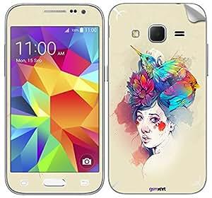 GsmKart SGCP Mobile Skin for Samsung Galaxy Core Prime (Galaxy Core Prime-713)