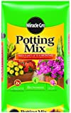 Miracle-Gro 76251300 Potting Mix - 1 Cubic Foot