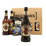 GIFTS2THEDOOR Wychwood Real Ale Gift Box
