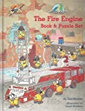 The Fire Engine Book and puzzle set (0394896734) by Herman, Gail