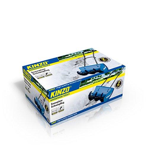 Kinzo Snow Plow, 46621