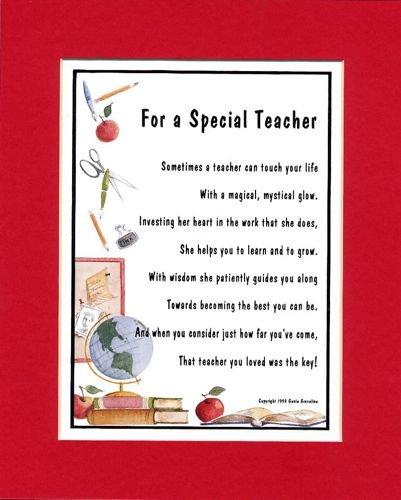 Thank You Poems For Teachers - KANE COUNTY TEACHERS CREDIT UNION