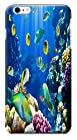 HUAHUI Case / Cover UnderSea World Beautiful Colorful Fishs Sunshine Special Design Cell Phone Cases For iPhone 6 (4.7) Hard Cases No.1