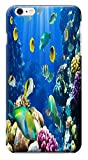"HUAHUI Black Friday Case / Cover UnderSea World Beautiful Colorful Fishs Sunshine Special Design Cell Phone Cases For iPhone 6 (4.7"") Hard Cases"