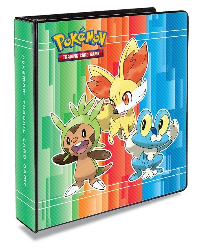 Ultra Pro Pokemon X and Y 2 Notebook