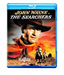 The Searchers [Blu-ray]