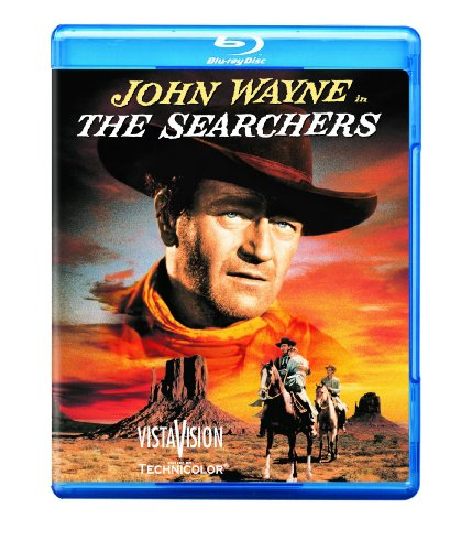 Cover art for  The Searchers [Blu-ray]