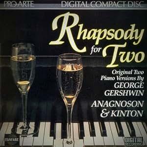 Gershwin: Rhapsody For Two
