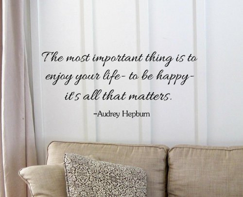 audrey hepburn quotes With best brand of paint for kitchen cabinets with large audrey hepburn wall art