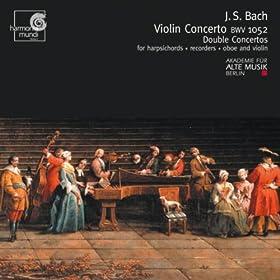 Concerto pour deux clavecins, BWV 1062: I. [Allegro]
