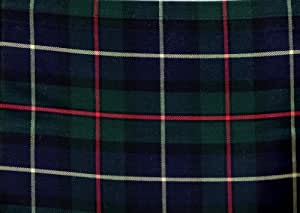 "Lauren by Ralph Lauren Bedding, ""Skating Party"" Tartan Plaid King Bedskirt"