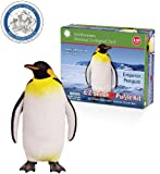 Smithsonian E-Z Build Puzzle - Emperor Penguin