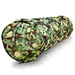 Kids Army Camouflage Pop Up Tunnel Pl...