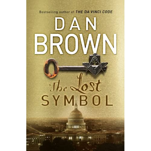 Dan Brown- The Lost Symbol cover