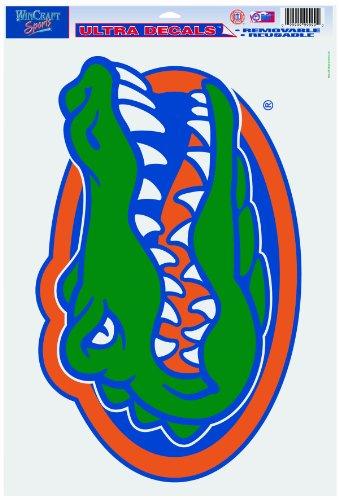 Ncaa Florida Gators Ultra Decal Gator (11 X 17-Inch)