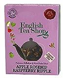Amazon.co.jpイングリッシュティーショップ アップル&ローズヒップ&ラズベリー ティーバッグ1袋入り APPLE ROSEHIP RASPBERRY RIPPLE 1袋入りミニペーパーボックス