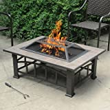 Axxonn-Outdoor-Rectangular-Ceramic-Tile-Top-Fire-Pit-Brownish-Bronze
