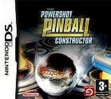 Oxygen Interactive Powershot Pinball Constructor (Nintendo DS)
