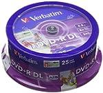 Verbatim 43667 8.5GB 8x DVD+R Double...