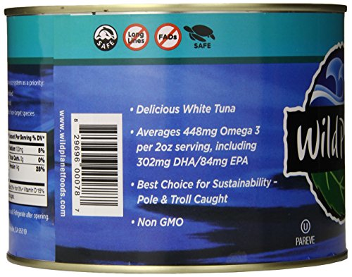 Wild Planet Bulk Wild Tuna free shipping 10pcs l9110pd