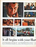 1961 The Hartford Insurance Ad