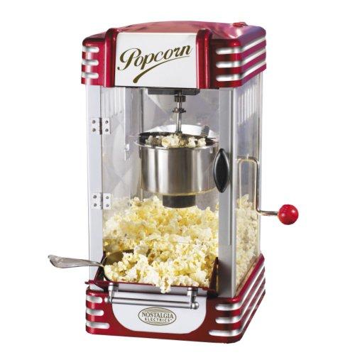 Nostalgia Electrics Rkp630 Retro Series Kettle Popcorn Maker