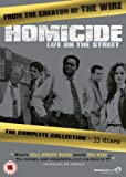 Homicide: Life on the Street - The Complete Series [DVD]