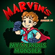 Children's Ebooks - Marvin's Mysterious Monster