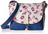 #4: Kanvas Katha Women's Sling Bag (Navy Blue) (KKVGT001)