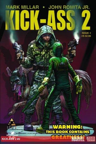 Download Kick-Ass 2 #2 Comic Book