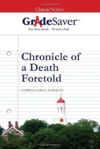chronicle of a death foretold essays gradesaver chronicle of a death foretold gabriel garcia marquez
