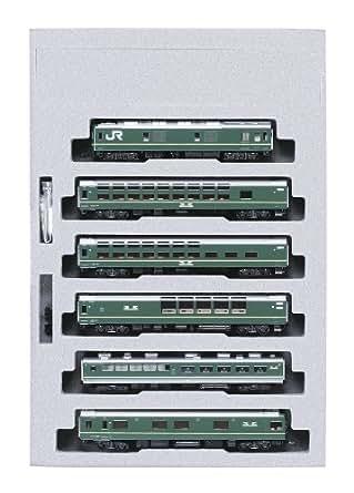 Nゲージ 10-869 24系「トワイライトエクスプレス」6両基本セット