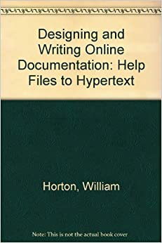 writing online help documentation