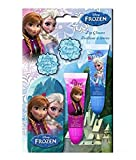 Disney Frozen Lip Gloss Set with Mini Tin Carrying Case