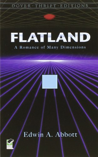 Flatland: A Romance of Many Dimensions (Dover Thrift...