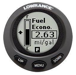 Lowrance (000-0049-551) LMF-200 Multi Function Gauge