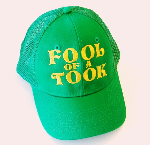 [FOOL OF A TOOK Hat] (Frodo Costume Mens)