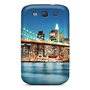 Amazon.com: High Quality Shock Absorbing Case For Galaxy S3-new York
